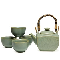 Green Ice Tea Set