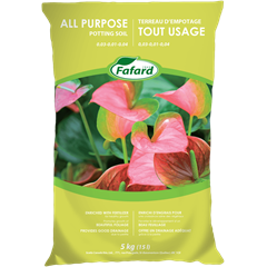 Fafard All purpose potting soil