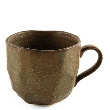 11 Oz. Boluder Mug - Green