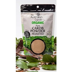 Roasted Carob Powder - Organic  7oz