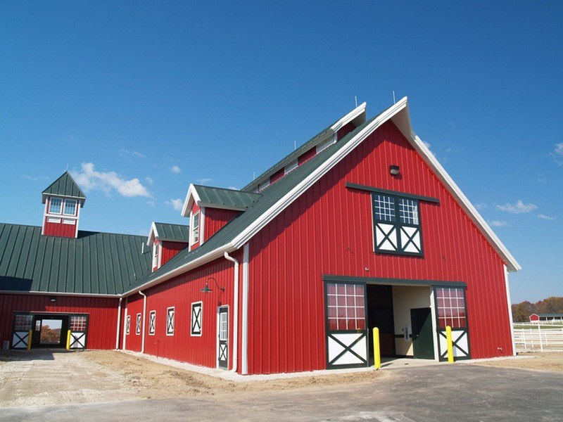 Projects Of Recognition Finest Barns And Facilities In