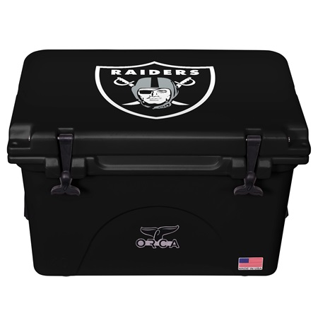 Oakland Raiders 40 Quart
