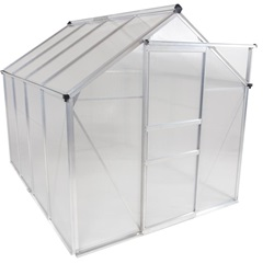 Aluminum Walk-In Greenhouse