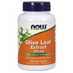 Olive Leaf Extract 500mg (120 Vcaps)