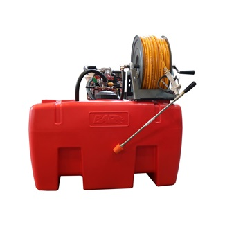 Portable Spot Sprayer With Honda Engine / AR30 Pump & Hose Reel
