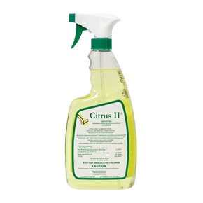 Citrus II Disinfectant