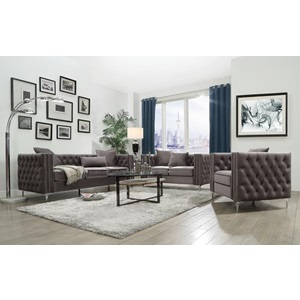 53388 GILLIAN II LOVESEAT W/2 PILLOW
