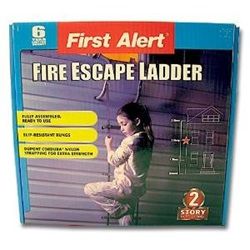 2 story 14 foot Escape Ladder