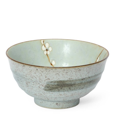 "Spring Blossoms 6.75"" Bowl"