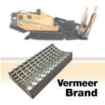 Vermeer® Compatible Vice Jaws & Inserts