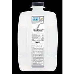 115906 PF7 OXYPLUS PEROXIDE DISINFECTANT DILUTION CONTROL, 80 OZ/BOTTLE, 2/CS