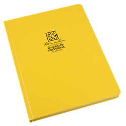 HARD COVER WORKSITE BOOK