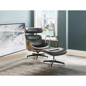 59461 ACCENT CHAIR W/OTTOMAN