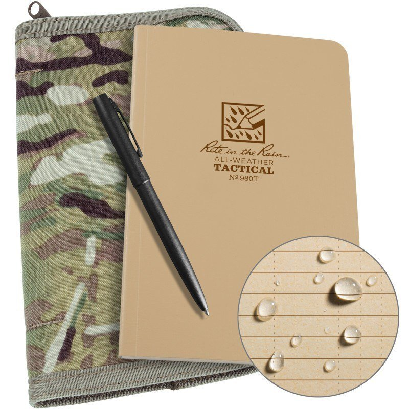 Tactical Field Book Kit