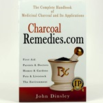 Charcoal Remedies.com, By Dinsley  - 1 Book