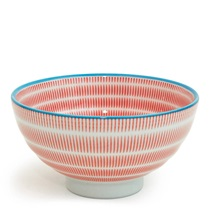 "Sen Colors 4.5"" Rice Bowl - Red"