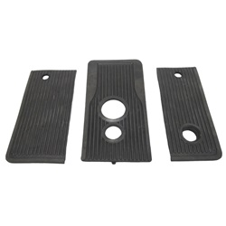 Black automatic floorplate kit