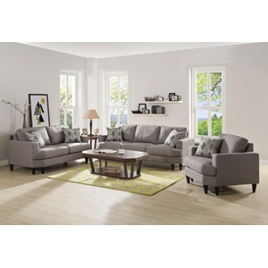 51060 SOFA W/2 PILLOWS