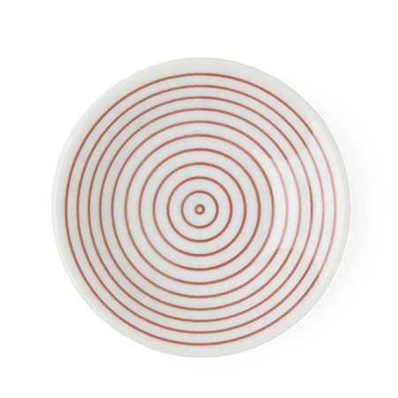 "Wamon 4"" Sauce Dish - Red"