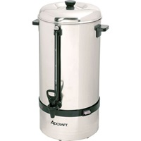 Adcraft 40 cup Stainless Steel Coffee Percolator