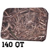 Real Tree Max 4 Camo 140 Quart Seat Cushion