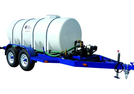 1025 Gallon Tandem Axle DOT Approved Nurse Trailer