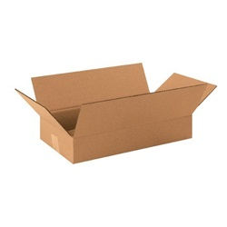 "16 X 9 X 3"" ECT32 LONG CORRUGATED CARTON 25/BD    1693"