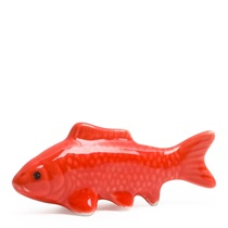 Koi Chopstick Rest - Red