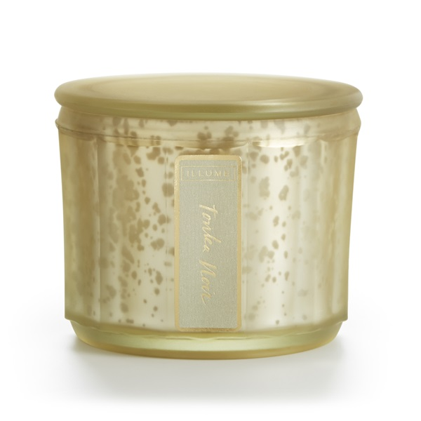 illume tonka noir lustre jar by illume candles. Black Bedroom Furniture Sets. Home Design Ideas