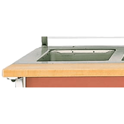 Vollrath 98851-2 Cutting Board 88""