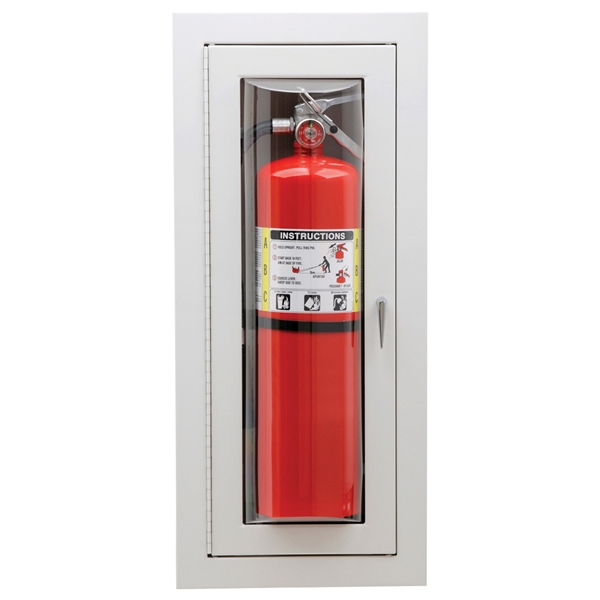 Crown Fire Extinguisher Cabinet Babcock Davis