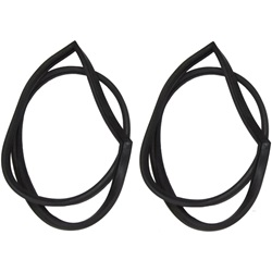 Fixed Rear Quarter Window Gasket Set