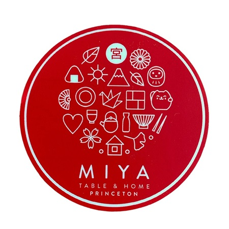Miya Sticker Icons Red