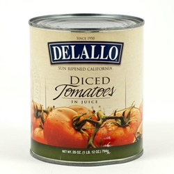Tomatoes, Diced - 28oz (Case of 12)