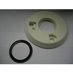 Burner Door Refractory  REV 2 (comes with 91552 gasket)