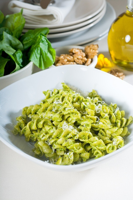 quinoa-fusilli-with-three-herb-pesto