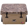 Realtree Max 5 Camo Lid Tan 26 Quart
