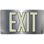 Safe-T-Lume 50' Photoluminescent Exit Sign