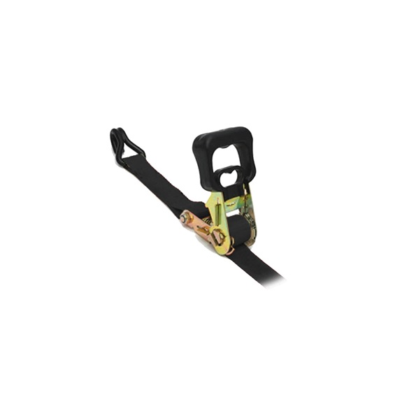 "1 1/4"" X 16' Ratchet Strap with JJ hooks-BOOK"