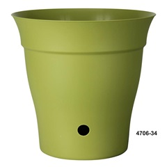 "6"" Contempra Pot with Reservoir"
