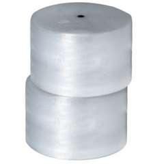 "1/2"" X 48 X 250' BUBBLE WRAP, CUT TO 24"" ROLLS,"