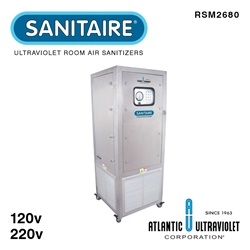 Sanitaire Mobile UV Air Sanitizer
