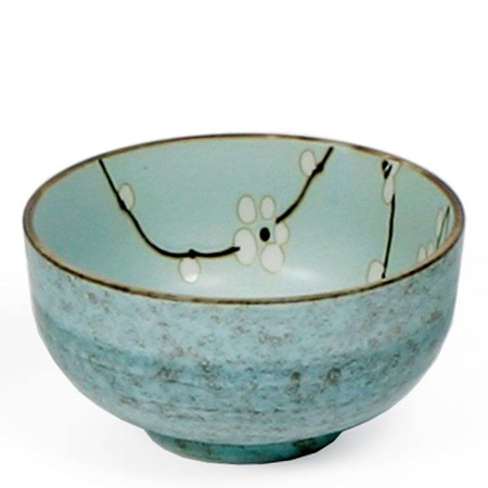 "Spring Blossoms 5.5"" Bowl"