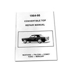 Convertible Top Repair Manual