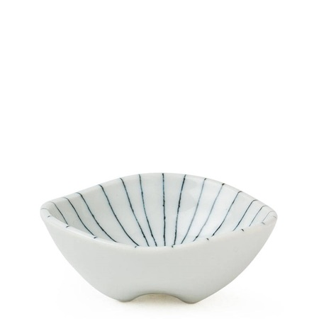 "ITO TSUMUGI 3.75"" FOOTED BOWL"