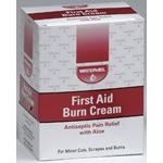 FIRST AID BURN CREAM 144-COUNT BOX