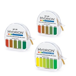 Hydrion® Quat Test Papers (Micro Essentials)