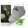 Voesh NY Collagen Socks, Herbal Extract, 1 Pair (Min. Order 100 Pairs)