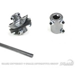 1967-68 Tilt Steering Column Mount Kit (ididit, late 67-68)