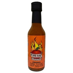 Pure Fire™ Original Fire Tonic Hot Sauce